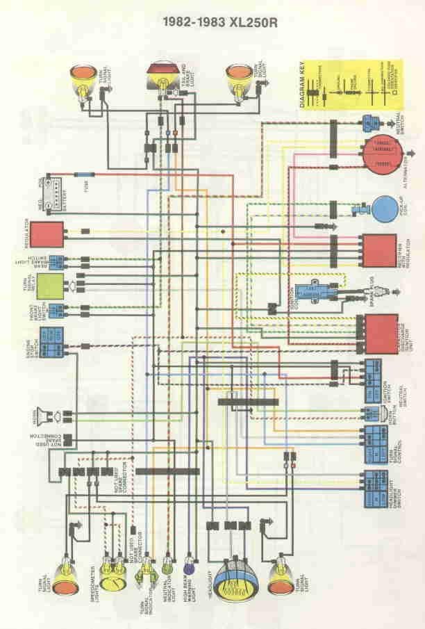 Wiring Diagramsbikewrecker.tripod.com